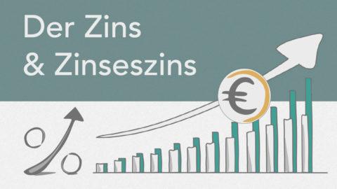 Der Zins und Zinseszins – Was ist der Zinseszins und Zinseszinseffekt?