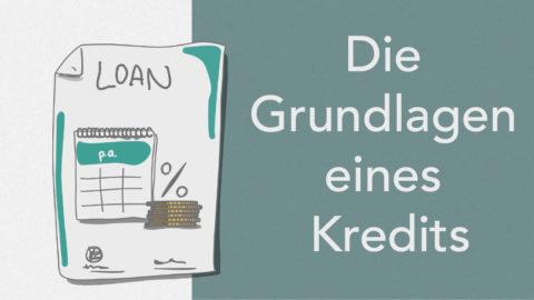 Die Grundlagen eines Kredits – Was ist ein Kredit? Was sind gute Schulden und schlechte Schulden?