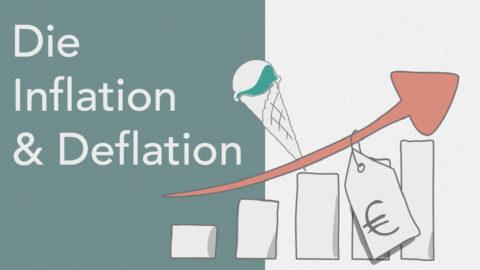 Inflation und Deflation einfach erklärt – Was ist Inflation und Deflation? Was ist Preisstabilität?