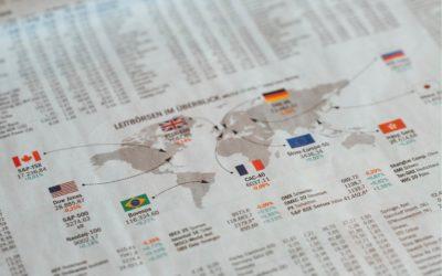 Aktienindizes im Vergleich – Vom DAX bis zum MSCI World